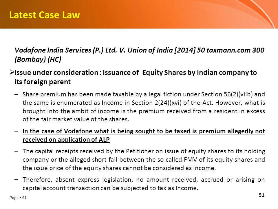 vodafone case study in india In the landmark case, which has ramifications for other investors in india, the country's supreme court said the tax office did not have jurisdiction over a deal vodafone.